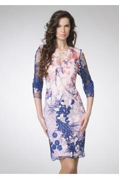 ASV Женское нарядное платье коктейльное