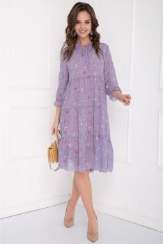Платье Сортиано лаванда