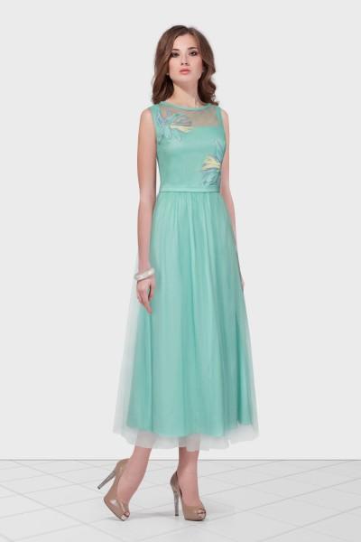 Condra 4657 Женское длинное нарядное платье