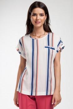 Блуза летняя в полоску