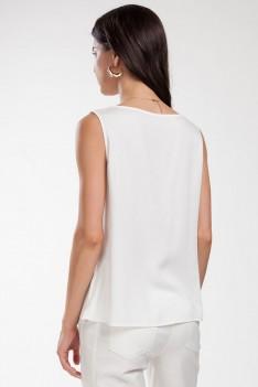 Топ белый Femme летний. Купить в интернет-магазине mocomoda.ru
