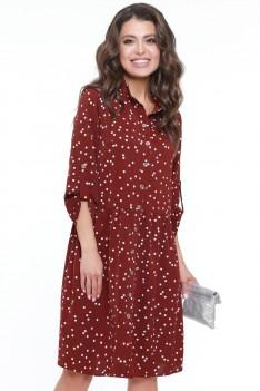 Платье-рубашка Актуальный образ