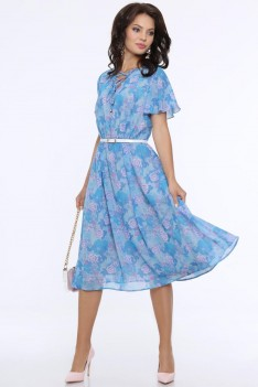 Платье Фэшн с ремешком