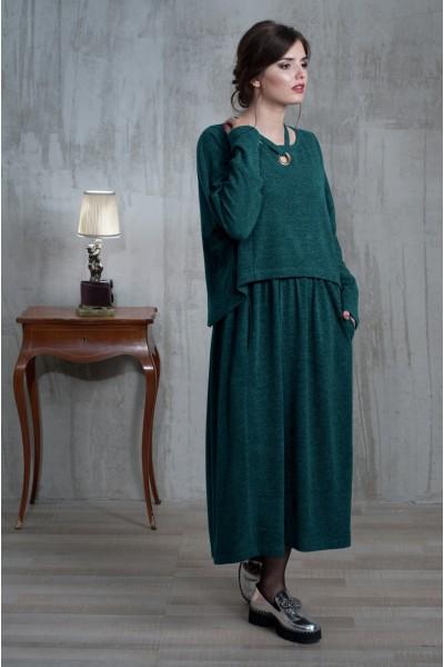Faufilure Женское трикотажное платье