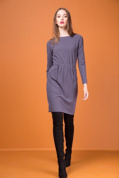 Kiara Платье женское плательный креп1