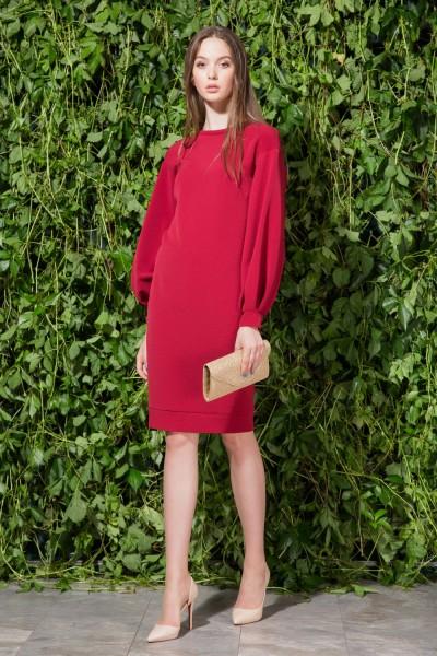 Kiara Красное нарядное женское платье